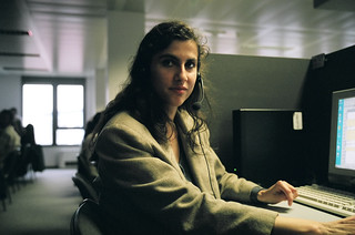 Working at a call center in Romania | by World Bank Photo Collection