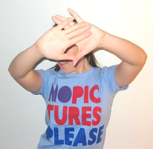no pictures please