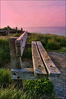 Lonely sunset | by Autumnsonata