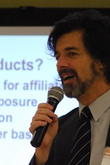 Kevin Riley at Niche Affiliate Marketing System (NAMS) Workshop 3 | by rogercarr