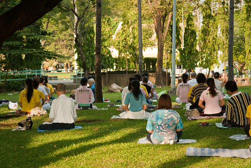 Lumpini Park, Bangkok | by Qsimple, Memories For The Future Photography