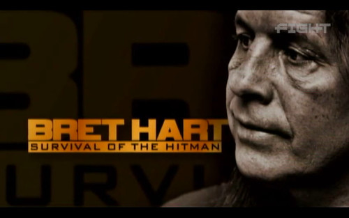 Bret Hart - Survival of the Hitman | by johnwmacdonald