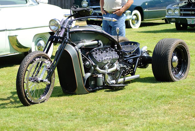 Flathead Trike by Bob Byington