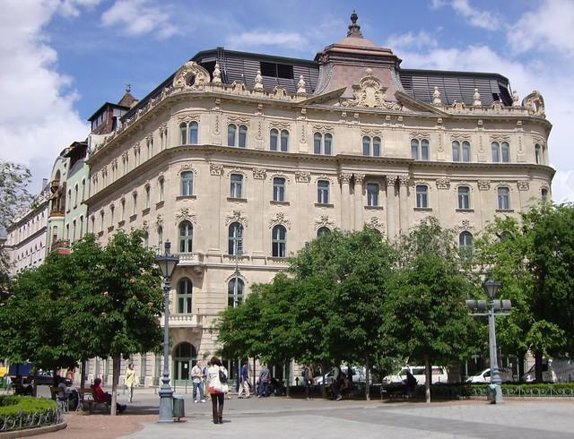 Historic Building (Budapest, Hungary)