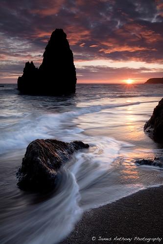ocean sanfrancisco sunset sea sun beach star ray seascapes marin f16 filter sing headlands 5d stacks rodeobeach mark2