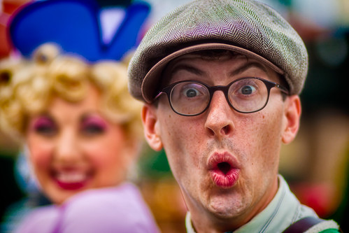 Bucky Greenhorn at Disney's Hollywood Studios (And a Friend!) | by Samantha Decker