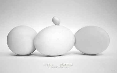 size matters | by Martina Rathgens