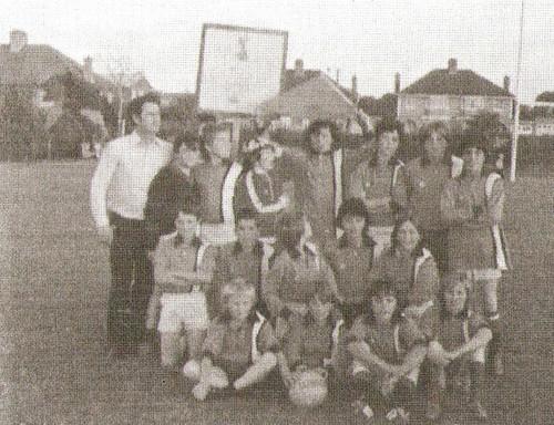 1970's Football Youth Team | by Naomh Fionnbarra GAA Club