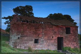 Old Barn, The Roaches, Staffordshire. | by Nick Atkin