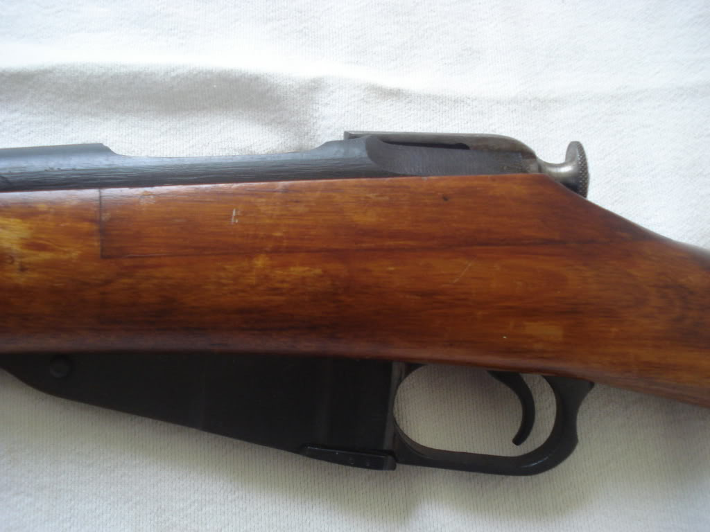 Mosin Nagant 91/30 EX sniper stock | You can see where the A