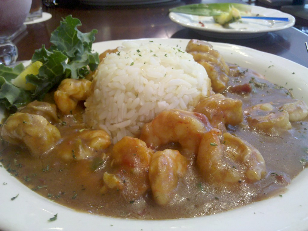 Shrimp Etouffee At Pappadeaux Y6y6y6 Flickr