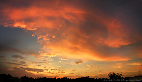 sunset cloudscape settingsun sunsetpanoramic intensesunset nikons210 autopanopro2 chrislaforet claforet