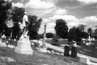 Allegheny Cemetery 2010 #1   by michaelgoodin