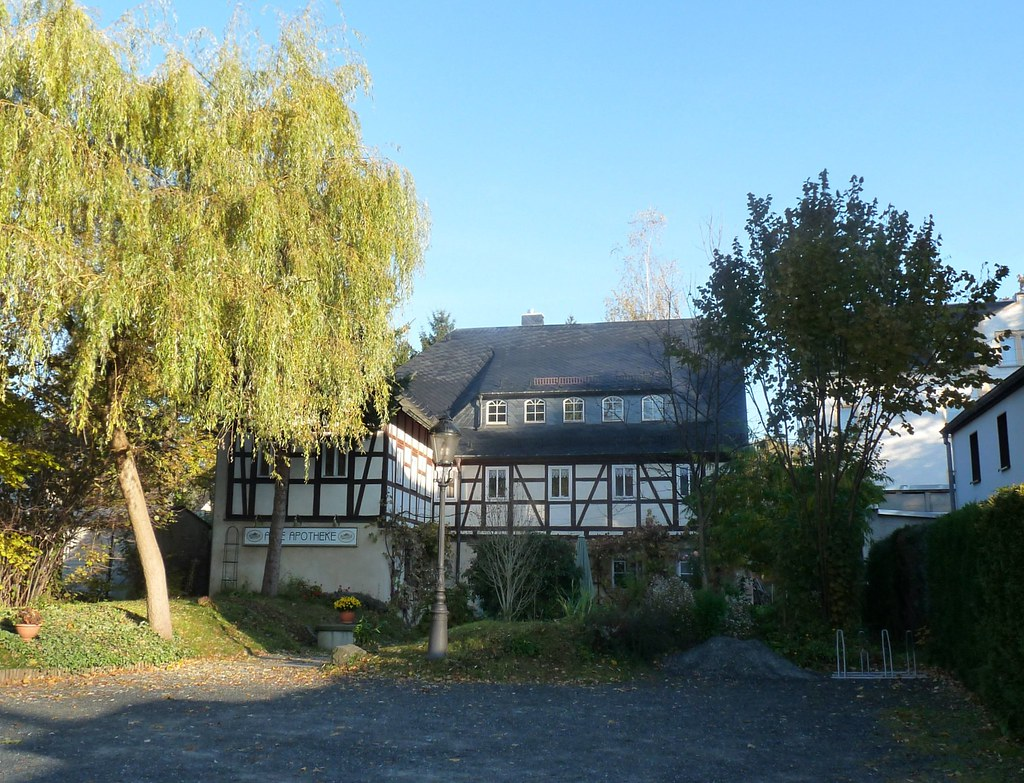 alte apotheke neukirchen