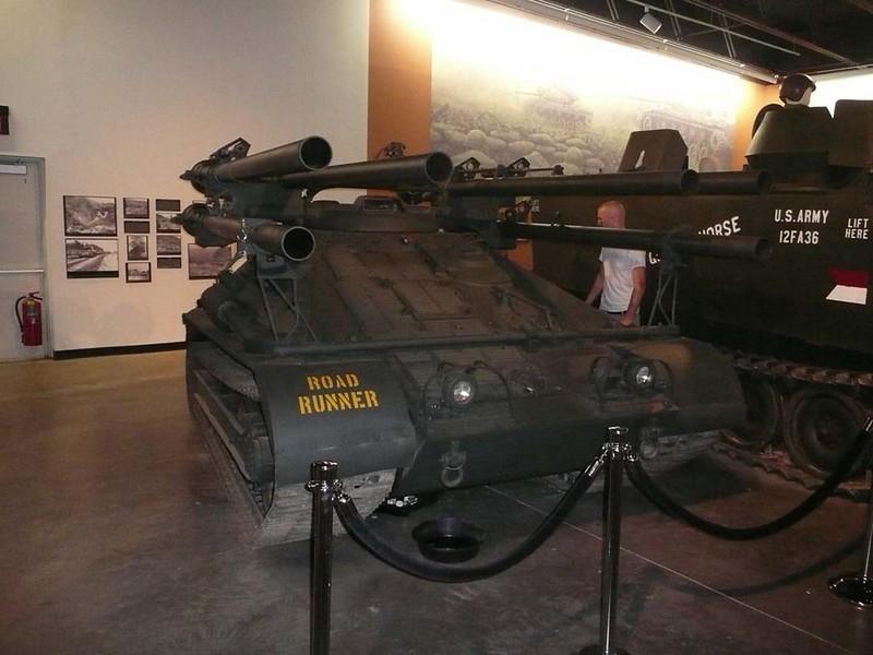 M50A1 Ontos 1