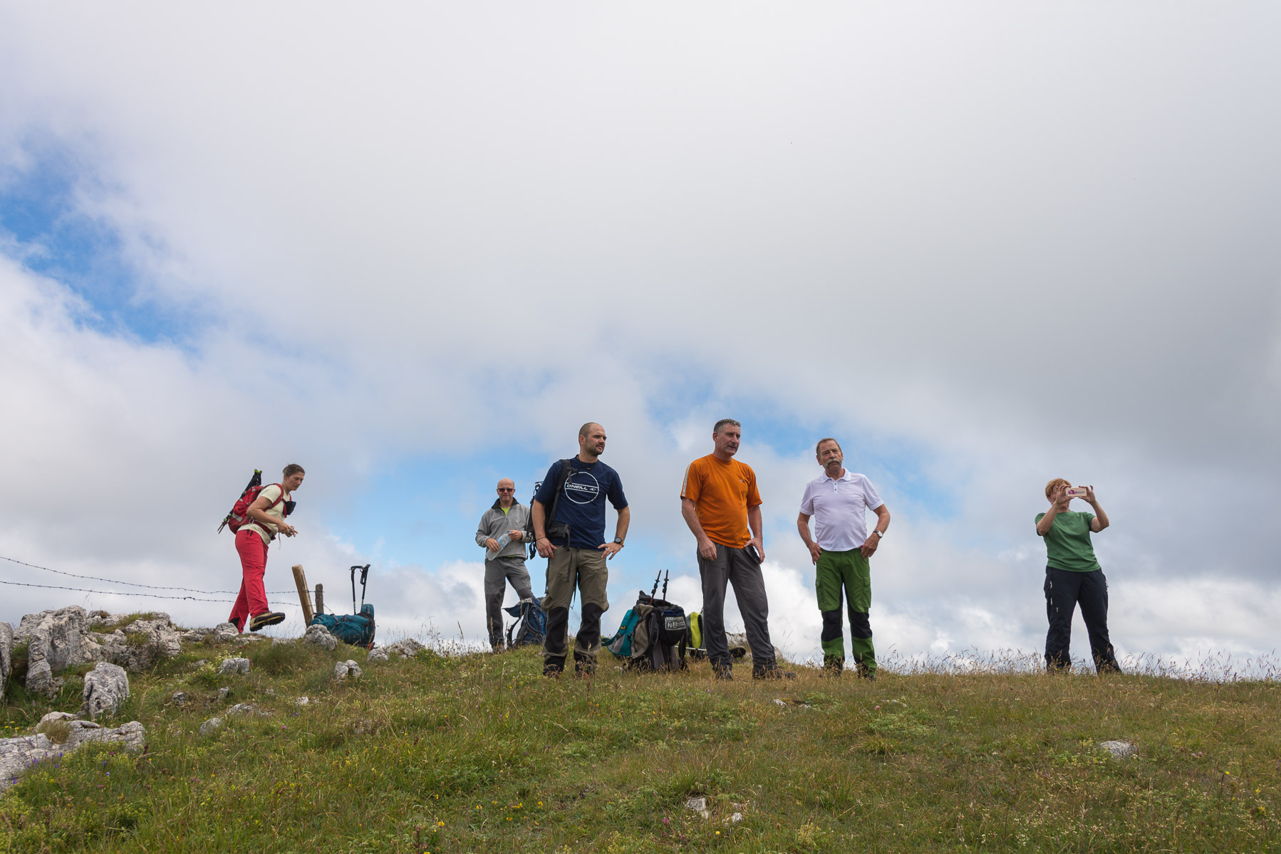 Chasseral-Rundtour 03.07.2017