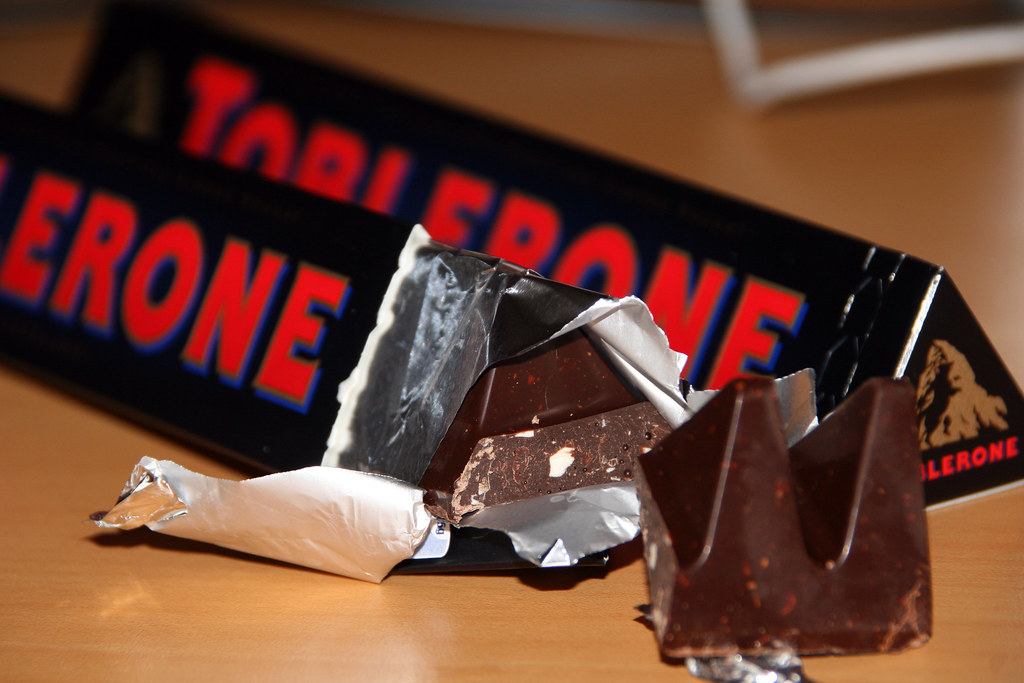 Dark Chocolate Toblerone Dark Chocolate Toblerone Yumm