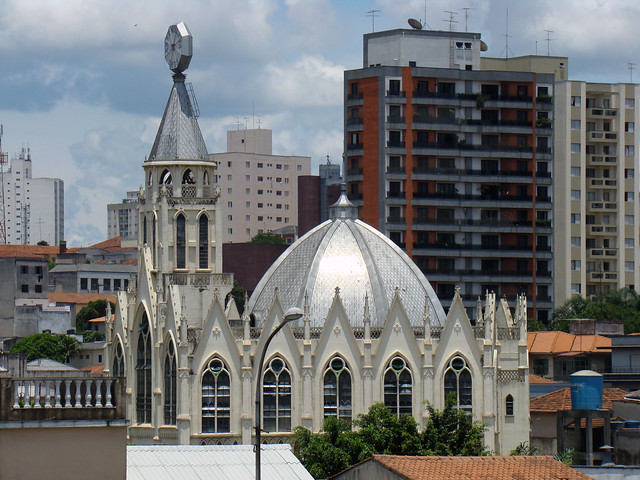 Igreja Evangelica Assembleia de Deus Minsterio Ipiranga