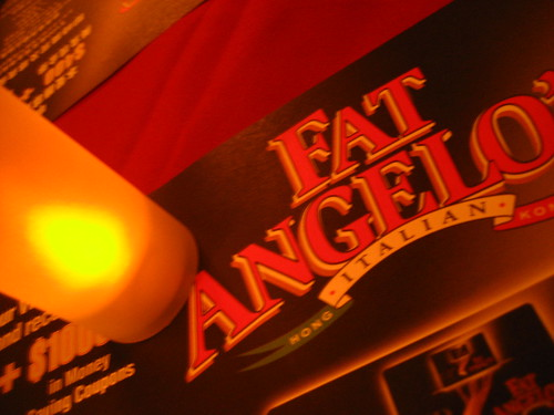 Excellent Night Out at Fat Angelo | by Razlan