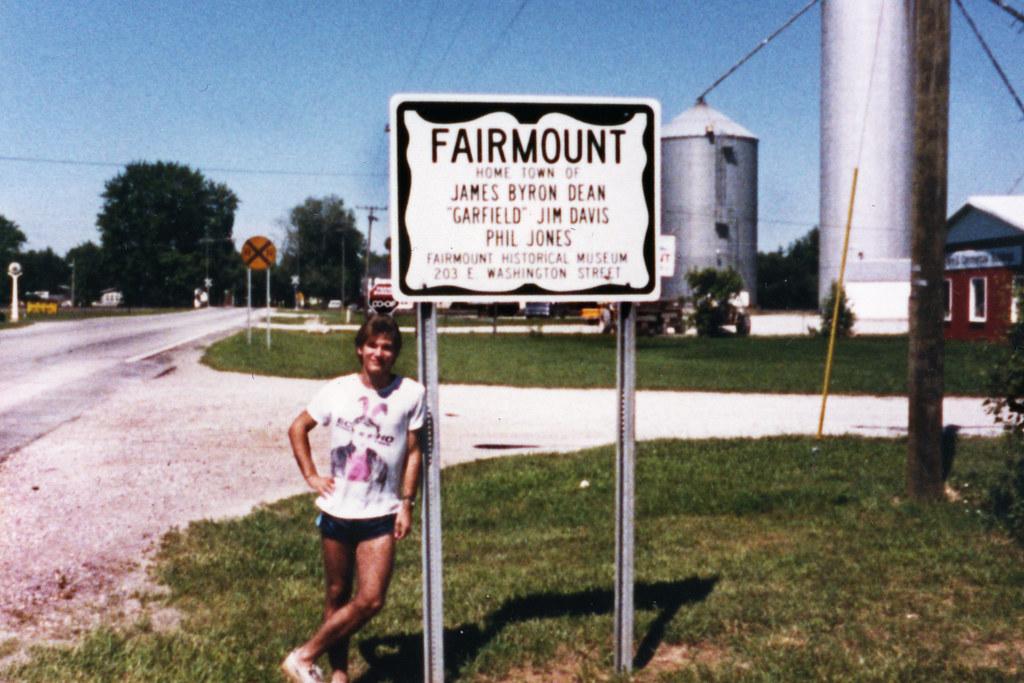 Fairmount, Indiana - a photo on Flickriver