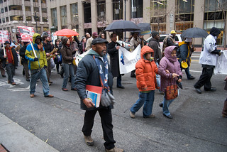 Housing march in San Francisco one year after Obama's Inauguration | by Steve Rhodes