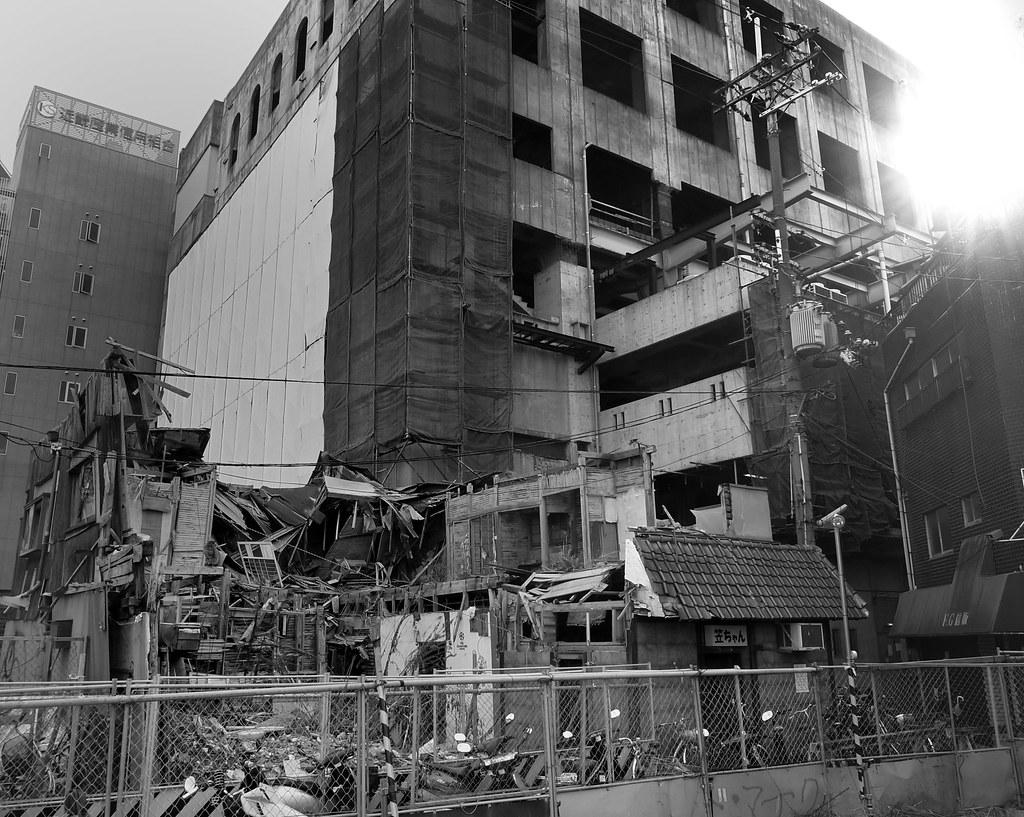 曾根崎 A construction site by arapy