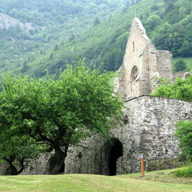 Majestic ruin