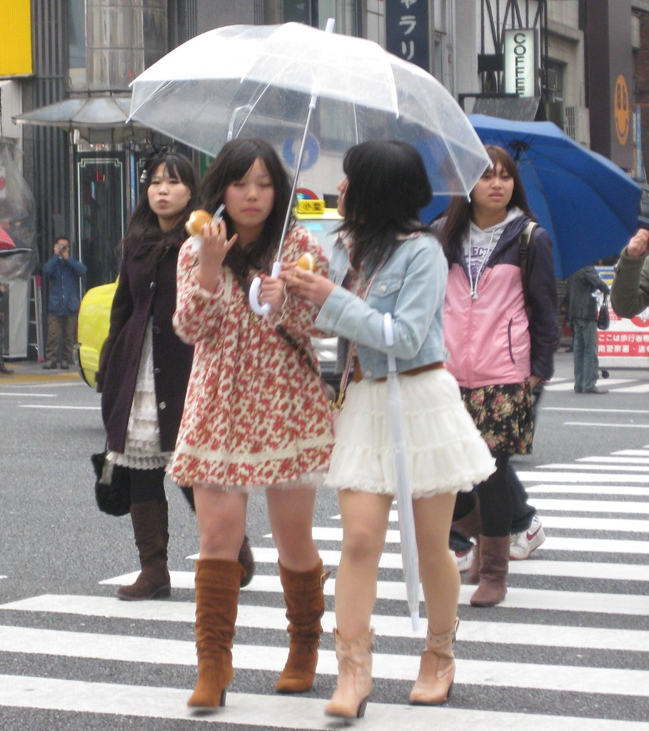 Girls japanese Hot And