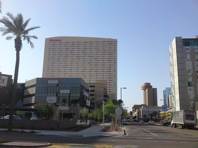 dsc00150 - Sheraton Downtown Phoenix Arizona