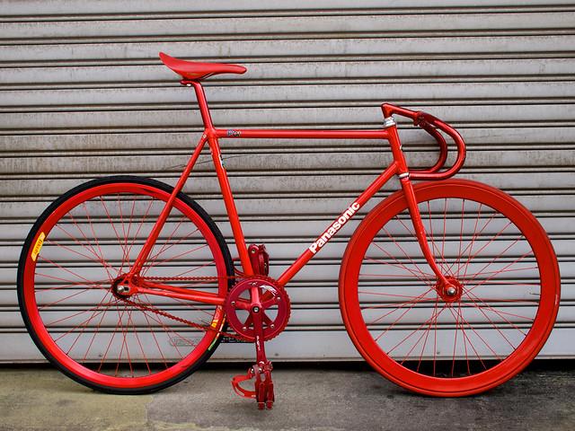 [Bike Check] Panasonic Fixie