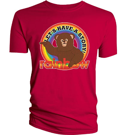 Rainbow - Bungle Mens T Shirt