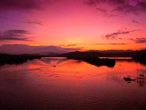 morning sunrise landscape lumix dawn malaysia sabah suria fajar kinabalu pagi pansonic coth subuh gayang concordians fz28 ishafizan