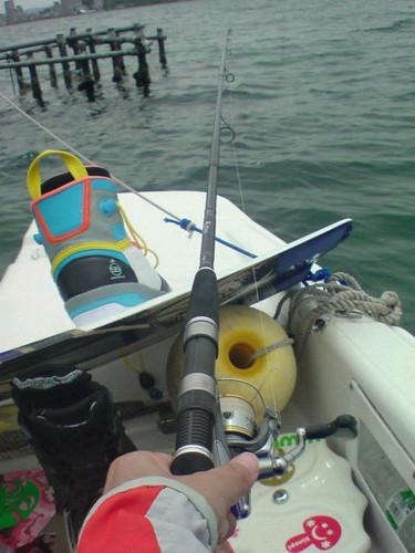 ウェイク&釣り   by 55photolog