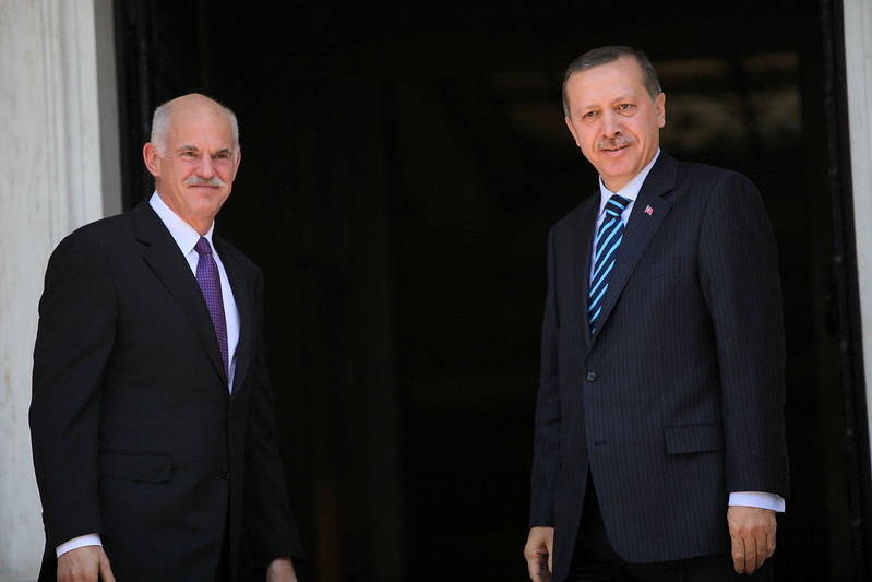 Συνάντηση με τον Πρωθυπουργό της Δημοκρατίας της Τουρκίας, Recep Tayyip Erdogan