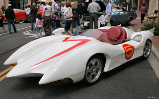 Mach 5 Prototype - Speed Racer Replica - fvl | by Rex Gray