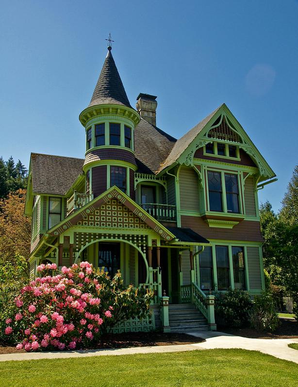 """The """"Castle"""", Drain, Oregon - DSC03866"""