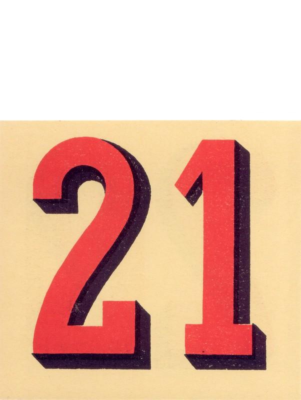 calendrier n21