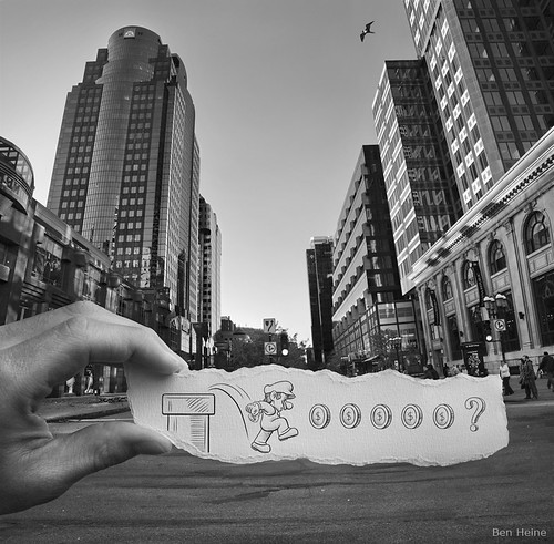 Pencil Vs Camera - 24 | by Ben Heine