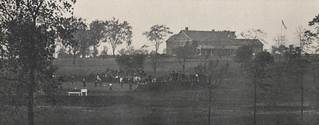Golf Tournament at Scioto Country Club, 1918
