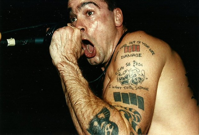 Oh, Henry, Rollins Band, Dallas, TX, 6.27.1992