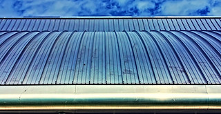 Mountbatten Centre Roof | by Hexagoneye Photography