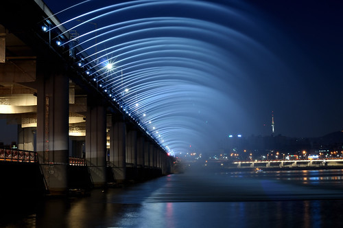 Banpo Bridge - Seoul | by BiMim
