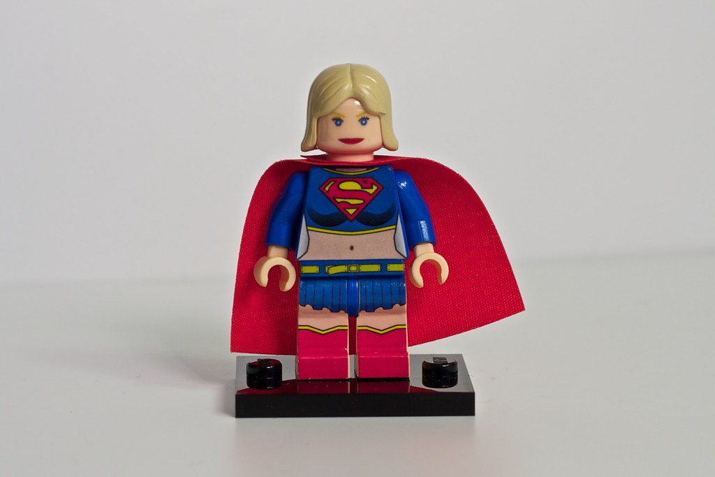 Supergirl | Supergirl is an iconic DC Comics superheroine wh… | Flickr