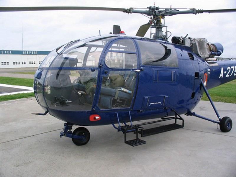 Alouette III 6