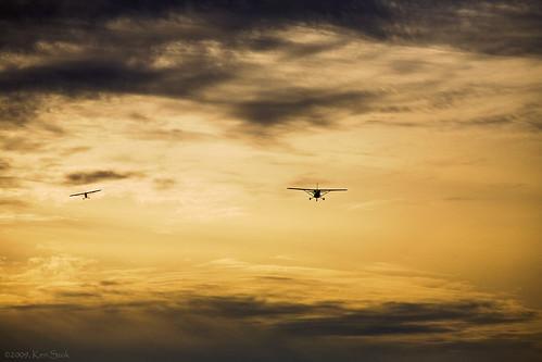 california canon outdoors aircraft aviation flight socal piper canondslr cloudscapes canon70200f4l upland inlandempire cableairport uplandcalifornia sbcusa kenszok