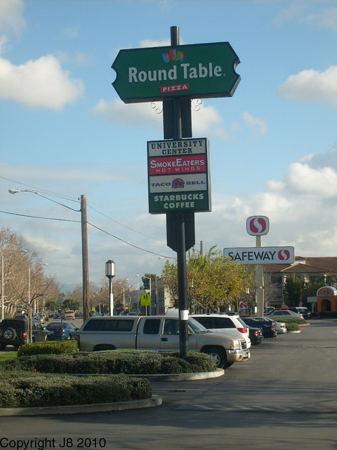 Round Table Alameda.Round Table Pizza Santa Clara Ca 2615 The Alameda Santa Cl Flickr