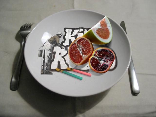 Turf Wars XVIII - The King's Breakfast
