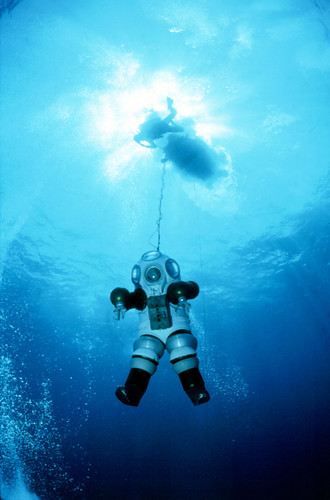 Sylvia Earle exploring the ocean in the JIM Suit | See