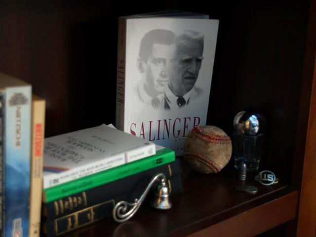Day 033/365 - Salinger