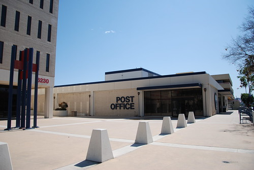 UNITED STATES POST OFFICE VAN NUYS, CALIFORNIA